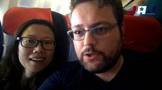 Crewiser.com: Vienna - Hong Kong | Austrian Airlines Economy Class | INAUGURAL FLIGHT REVIEW| Boeing 777