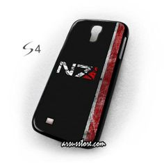 N7 Mass Effect 4 Video Games Samsung Galaxy Case , S3 Case , S4 Case