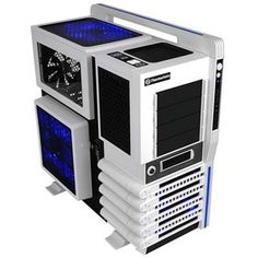 Level 10 White Case - Thermaltake - VN10006W2N
