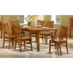 Coaster Furniture - Lincoln Dining 7 Piece Set - C100621   SPECIAL PRICE: $673.00