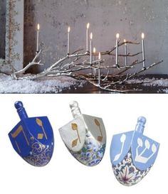 Hanukkah Decorations | N Notes