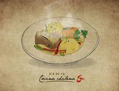 Cazuela Illustration by Jose_Belisario, via Flickr