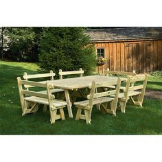 DuraTrel Ft White Vinyl Table With Unattached Plastic Outdoor - White vinyl picnic table