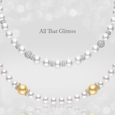 Only The Best Pearls In World Are Destined To Become Mikimoto Gems Unwavering Dedication Quality Pearl Jewelry Necklaces Earrings Rings Is Why