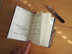 How I Use My Midori Traveler's Notebook - Passport Size - Wonder Pens - Life Behind a Stationery Shop Travel Journals, Travelers Notebook, Olympus, Passport, Digital Camera, Digital Cameras, Travel Books, Travel Writing Books