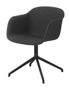Muuto Fiber - Swivel Base - Upholstery | mintroom.de #Muuto #mintroom #shop #stühle #holz #muuto #iskos berlin #alle