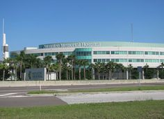 Manatee Memorial Hospital, Bradenton, FL. Jimmy born there. Worked there as a tech while in nursing school.