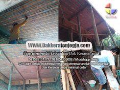DAK KERATON YOGYAKARTA: CEILING BRICK (DAK KERATON) MURAH JOGJA