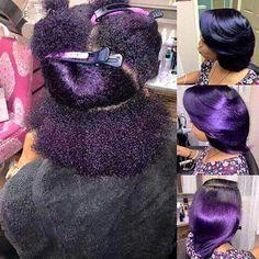 Hair by Sheena Renee