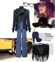 """""""Back to school"""" by fashionista-shawnte on Polyvore"""