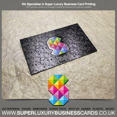 Luxury Business Cards, Spot Uv, Letterpress, Artisan, Logos, Crafts, Cards, Manualidades, Letterpress Printing
