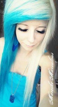 Dyed Hair (: