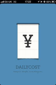 Daily cost