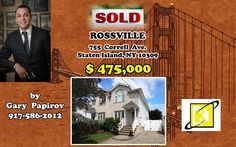 Just Sold - 755 Correll Ave
