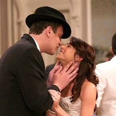 Lily and Marshall (How I Met Your Mother) Tom is my Marshmallow and I'm his Lilypad :) We're Mr. and Mrs. Awesome!