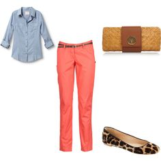 Casual, created by qnteroe on Polyvore