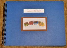Custom Baby Book LGBT Adoptive Single Straight by LoveLeafBooks, $42.50