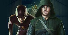 Flash and Arrow Crossover - The Flash 1.08 & Arrow 3.08