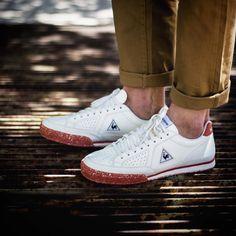 LE COQ SPORTIF NOAH FRENCH CLAY  11000 @sneakers76 store  online ( link in bio ) #lecoqsportif #noah  #french  #clay ITA - EU free shipping over  50  ASIA - USA TAX FREE  ship  29  photo credit #sneakers76 #teamsneakers76 #sneakers76hq #instashoes #instakicks #sneakers #sneaker #sneakerhead #sneakershead #solecollector #soleonfire #nicekicks #igsneakerscommunity #sneakerfreak #sneakerporn #sneakerholic #instagood