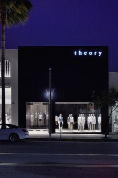 Theory #windows #retail #store