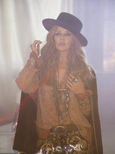 Kylie Minogue February 2015
