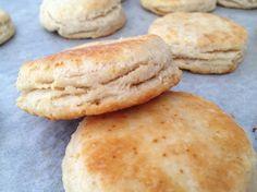 Post: Buttermilk biscuits ----> recetas postres rapidos, postres faciles, pan, recetas delikatissen