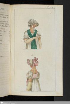 701 - Abschnitt - Journal des Luxus und der Moden - Seite - Digitale Sammlungen - Digitale Sammlungen