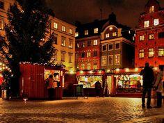 mercatini di Natale in Svezia: Stortorget