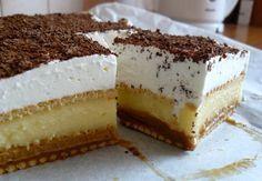 Krémes, varázslatos és sütni sem kell! Kóstold meg, valódi ízélményben lesz részed! Hozzávalók 40 dkg háztartási keksz 2 csomag vaníliás pudingpor 8 evőkanál cukor 8[...]