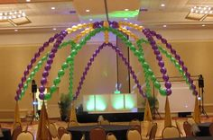 Party People Celebration Company - Special Event Decor Custom Balloon decor and Fabric Designs: May 2012