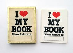 bookplates by warymeyers blog, via Flickr