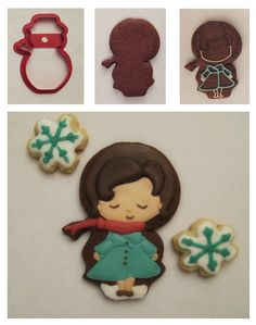 design and cookies by Sarah Trefny