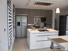 Kompakter Küchenblock