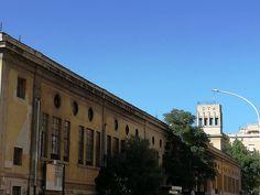 Roma - Deposito STA di piazza Ragusa