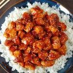 Orange Chicken /tofu 30 Minute Skillet Recipe