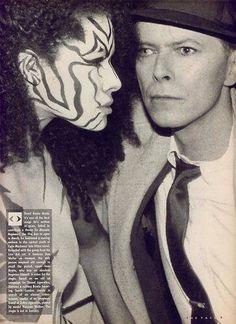 David Bowie #instrumentalist #Rock #icon #Blackstar #Davidbowie #Artist #Pioneer #AbsoluteBegginers