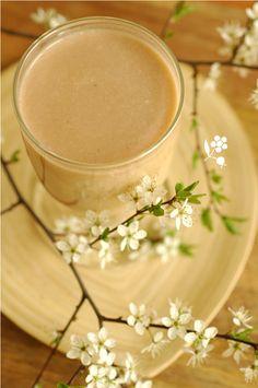 Le vendredi, c'est smoothie ! SMOOTHIE BANANE, SPECULOOS, LAIT RIZ-AMANDE