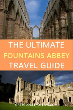 Planning a trip to Yorkshire? One amazing place to visit is the UNESCO World Heritage Fountains Abbey and Studley Royal Park. Discover what to see and do here, how to plan your visit and how to get to the remote Yorkshire location #yorkshire #fountainsabbey #studleyroyal #unesco #england Group Travel, Family Travel, Travel Through Europe, Travel Europe, Travel Inspiration, Travel Ideas, Travel Tips, British Travel, Royal Park