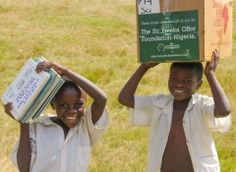 Home | Books For Africa