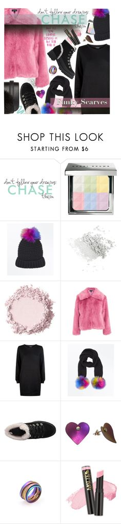 """AW17 – Autumn (Plus Size Chic)"" by foolsuk ❤ liked on Polyvore featuring WALL, Bobbi Brown Cosmetics, Topshop, New Look and L.A. Girl"