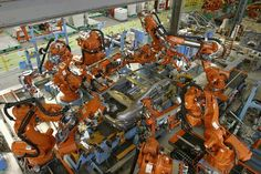 ABB's Dr. Srinivas Nidamarthi reviews the joining technologies used in automotive assembly