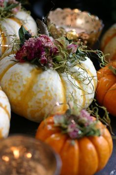 fall floral event centerpieces - Google Search