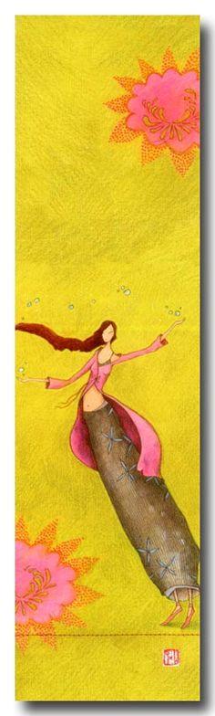 Gaelle Boissonard Claudia Tremblay, Art Fantaisiste, Art Carte, Picture Sharing, Art Et Illustration, Human Art, Art Moderne, Whimsical Art, Pictures Images