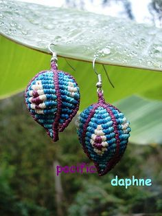 Macrame de Sorata by pacificdaphne, via Flickr