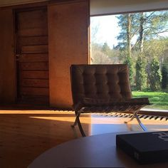 Barcelona Chair, Van, Classic, Design, Furniture, Home Decor, Lightning, Derby, Decoration Home