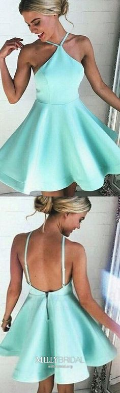 Cheap Colorful Short Prom Dresses Sexy A-line Mint Green Short Homecoming Dress/Cocktail Dress Homecoming Dress Short, A-Line Homecoming Dress, Sexy Prom Dresses, Homecoming Dress, Prom Dress Short Homecoming Dresses Sexy Dresses, Dresses Elegant, Dresses Short, Cheap Prom Dresses, Dresses For Teens, Trendy Dresses, Party Dresses, Evening Dresses, Year 10 Formal Dresses