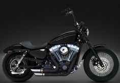 Nightster with Apehangers. Yes please