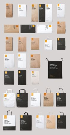 Coffee Branding And Packaging Mock Up Pack on Behance