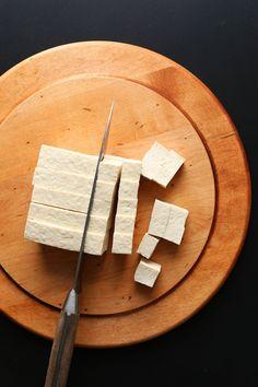 How to make Crispy Tofu in 25 MINUTES! #vegan #tofu #easy #minimalistbaker
