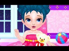Baby Cinderella Fairytale Caring Cinderella Dress Up Makeover Caring Games